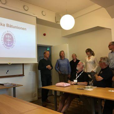 SBU fortbildar BAS- och miljöcoachar